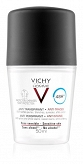 VICHY HOMME DEo ROLL-ON 48 H Antyperspirant przeciw plamom 50 ml