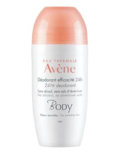 AVENE BODY Dezodorant 24 h 50 ml