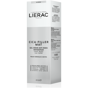 LIERAC CICA - FILLER Żel-krem do twarzy 40 ml