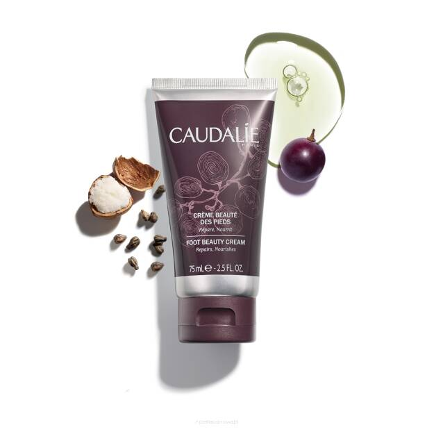 Caudalie krem do stóp 75ml